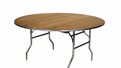 48inch Round Table