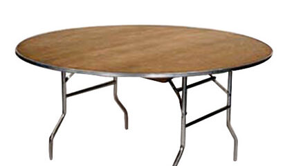 60inch Round Table