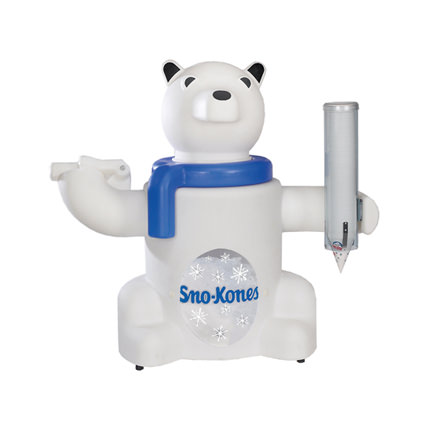 Polar Bear Sno-Cone Machine - AC Party Rentals