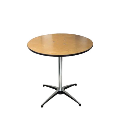 30inch Round Table - AC Party Rentals