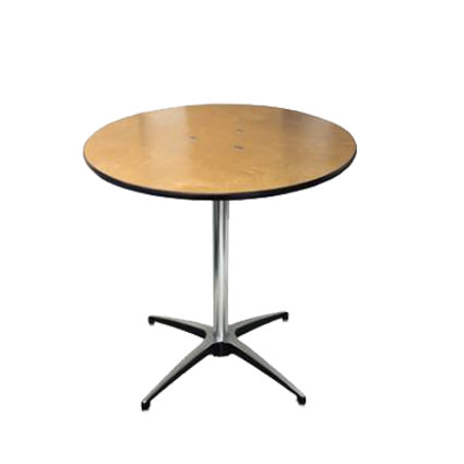 36inch Round Table - AC Party Rentals