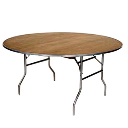 72inch Round Table - AC Party Rentals