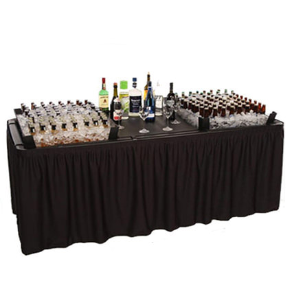 Chilling Table (Party Setup) - AC Party Rentals